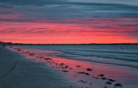 Sunrise, Old Orchard Beach