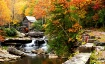 Glade Creek In Th...