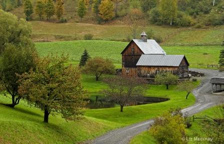 The Barn At Sleepy Hollow Farm