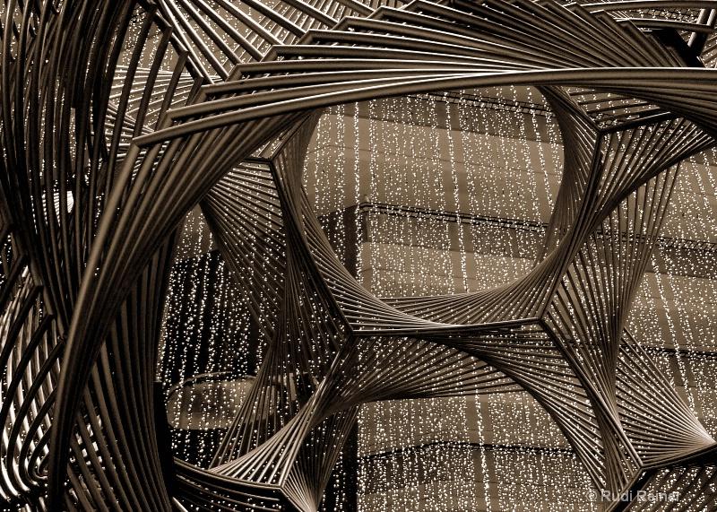 Metal art, San Fransisco