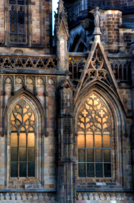 Catedral Colon, Barcelona, Spain - ID: 12383407 © Lynn Andrews