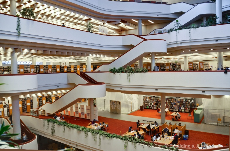 Toronto's Reference Library