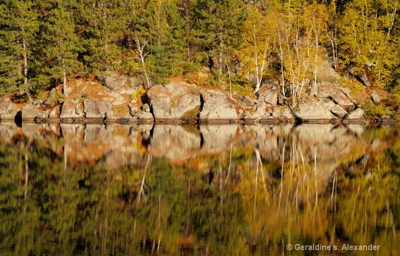 Autumn Reflected