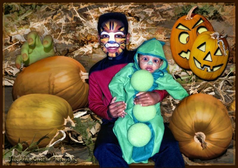 Halloween Fun - ID: 12422118 © JudyAnn Rector