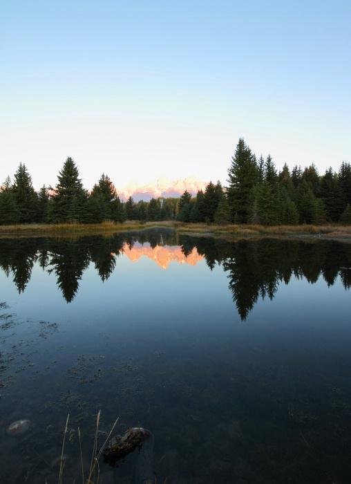 Grand Teton N.P., 9.24.11 - ID: 12439046 © Michael S. Couch