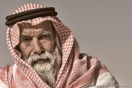 Man of the desert  II