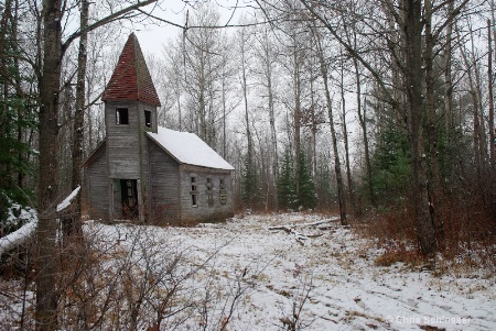 'Abandoned Church'