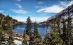 Bushnell lake at ...