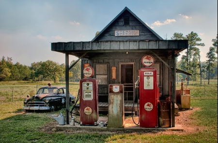 Country Gas Stop
