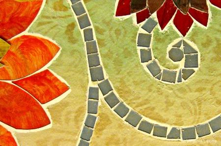 Pattern in Tile