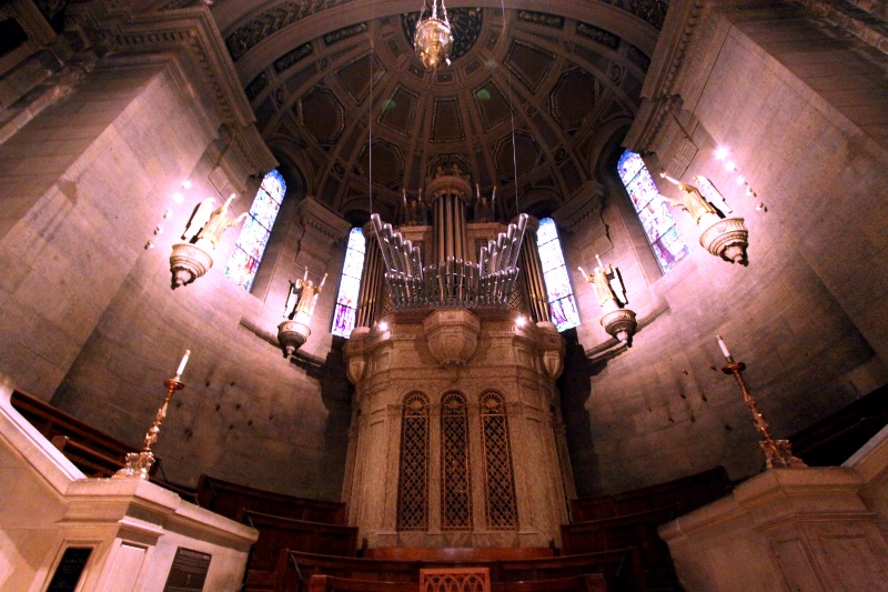 St. Mary's Organ