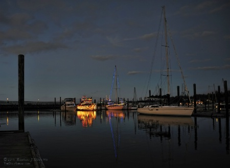 Boats in Bandon