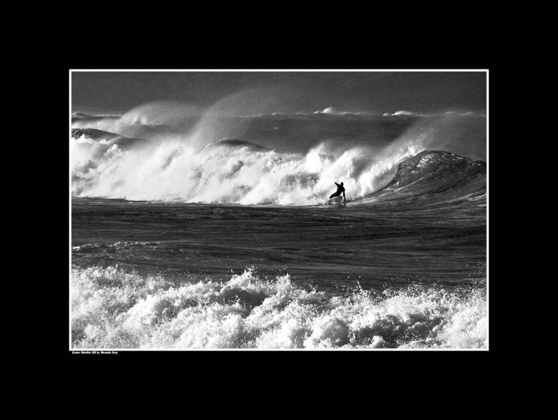 Lone Surfer #2