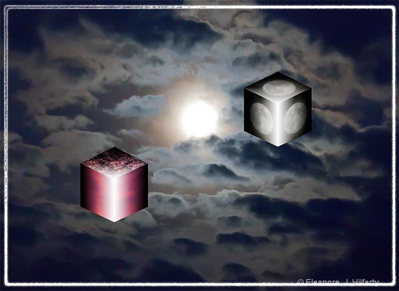 Night sky - ID: 12585099 © Eleanore J. Hilferty