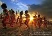 Dance until sunse...