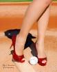 Baseball Heels