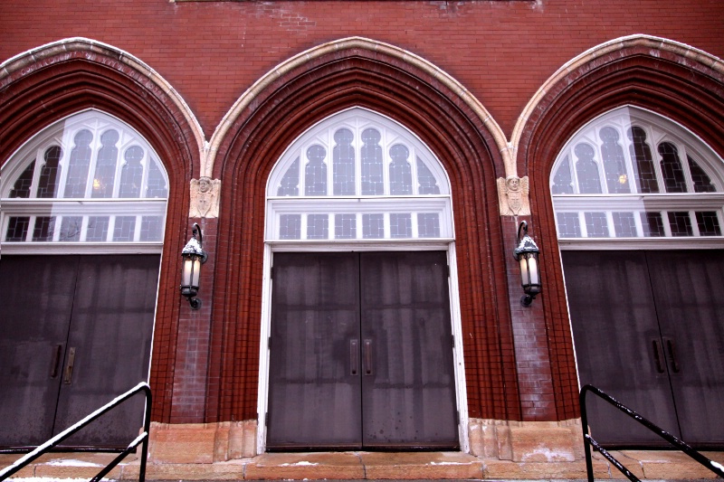 Brick and Arches