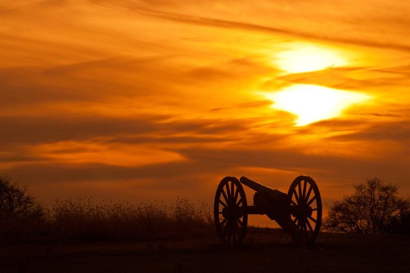 Sunset Canon - ID: 12633751 © Don Johnson