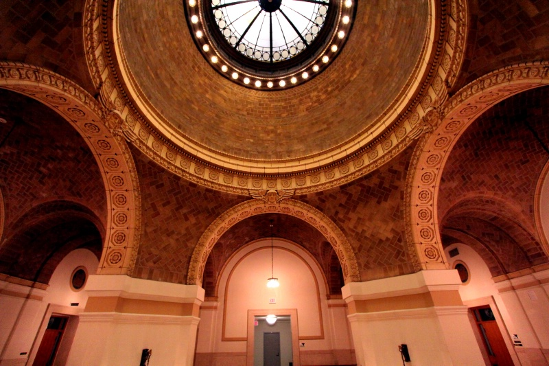 Rotunda of Stearns County Courthouse