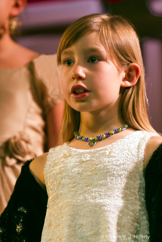 Member of Young Singers Chorus - ID: 12642768 © Eleanore J. Hilferty