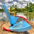 2Sculpture by the Lake - ID: 12644707 © Debbie Hartley