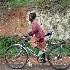 © Harold F. Bonacquist PhotoID# 12649154: Rwandan Bicyclist
