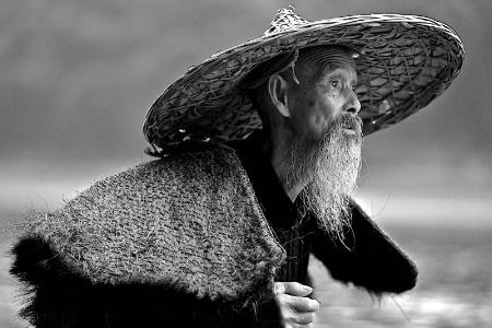81 yo Fisherman