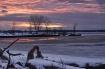 Winter Sunset - V...