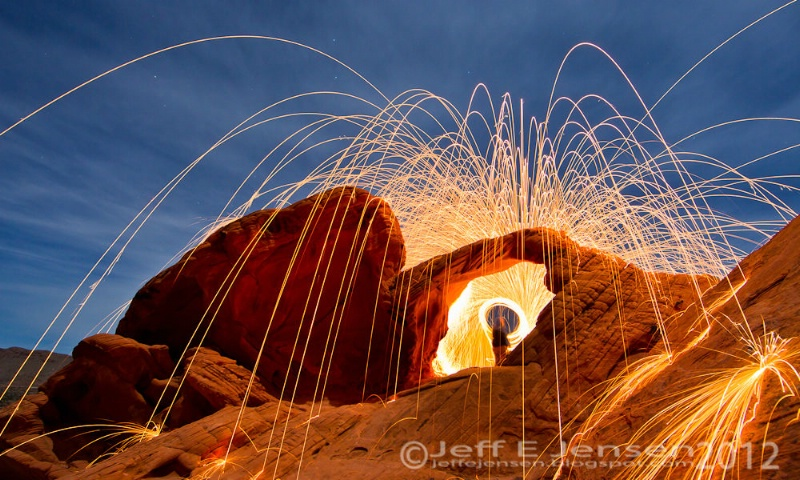 Photography Contest Grand Prize Winner - Fire In The Hole