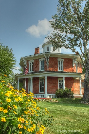 The Octagon House