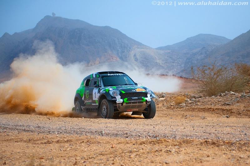 Hail Rally 2012