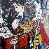 Grafitti Collage I - ID: 12869293 © Myron Schiffer