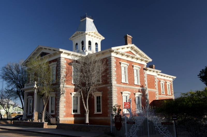 Old Tombstone Courthouse
