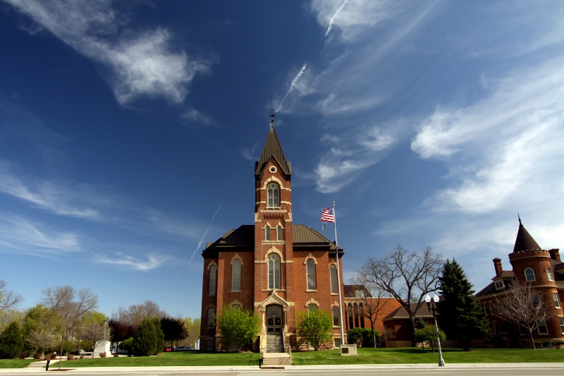 Nicollet County Courthouse