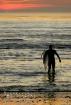 Sundown Surfing