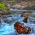 2Rushing Down Stream - ID: 12902699 © Richard M. Waas