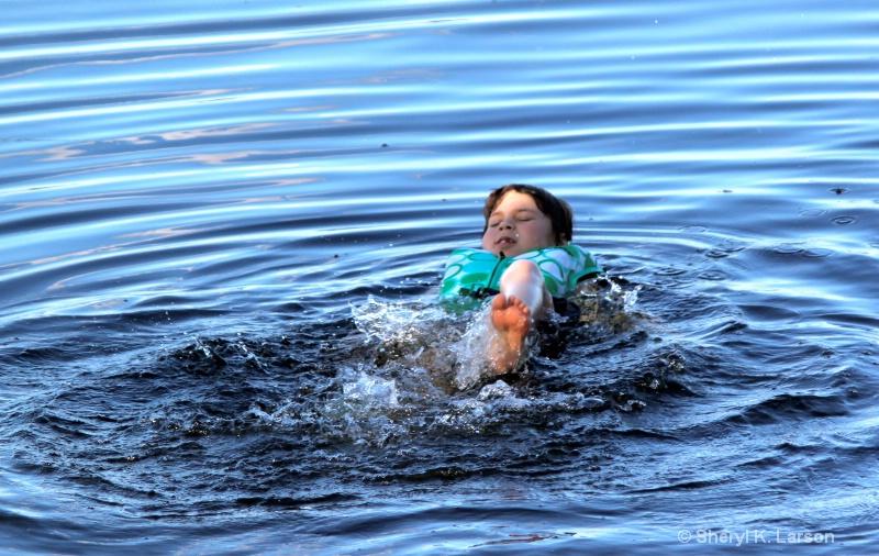 A Boy at Peace - ID: 12917655 © Sheryl K. Larson