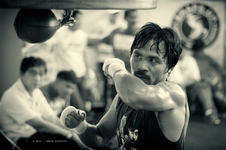 """Manny """"PACMAN"""" Pacquiao"""