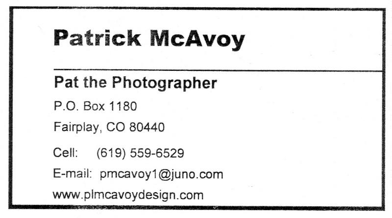 z card - ID: 12995457 © Patrick L. McAvoy