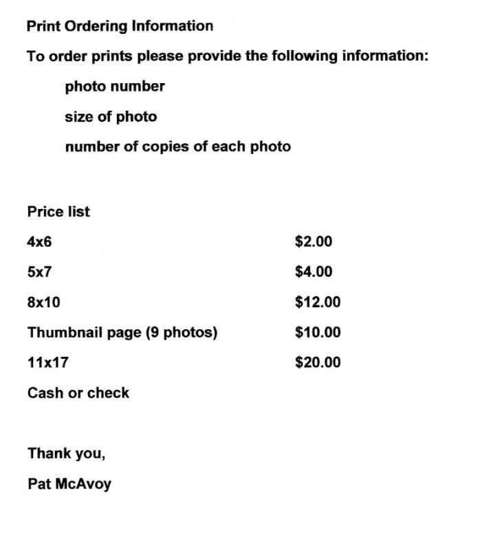 z printordering - ID: 12995458 © Patrick L. McAvoy