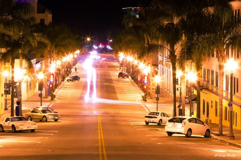California Street, Ventura.