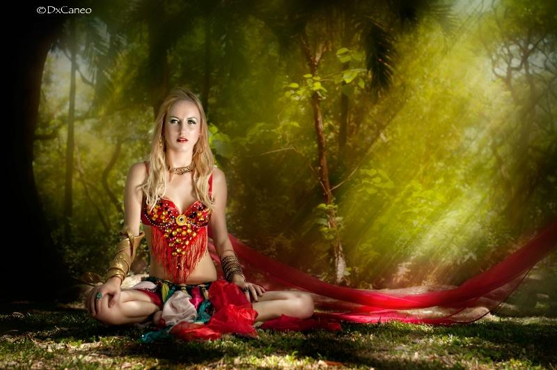 anna enchanted