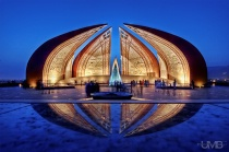 Photography Contest Grand Prize Winner - June 2012: Pakistan Monument