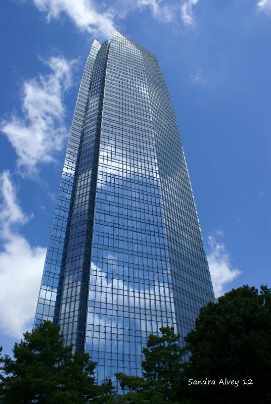 Devon Tower, Downtown Oklahoma City Oklahoma