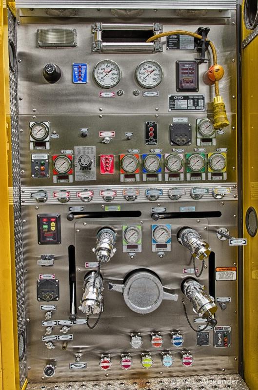 Master Control Panel
