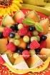 Summer fruit sala...