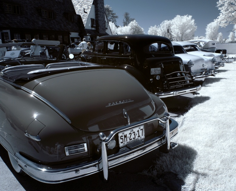 The Packard - ID: 13057454 © Sibylle Basel
