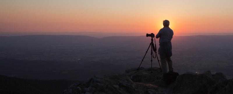 Sunset photographer
