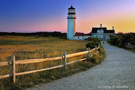"""Cape Cod Lighthouse"""