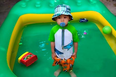 Waterlogged!